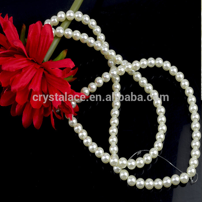 Pearl Garland For Christmas Tree: Wedding Occasion Plastic Pearl Beads Garland,Christmas